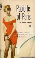 BTB 972 Paulette of Paris by Andre Giraud (1960)