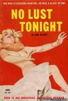 MR429 No Lust Tonight by Don Elliott (1962)