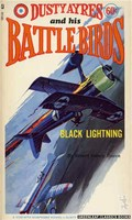 CR133 Black Lightning by Robert Sidney Bowen (1966)