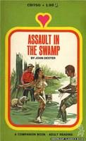 CB750 Assault In The Swamp by John Dexter (1972)
