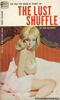 NB1878 The Lust Shuffle by Don Bellmore (1968)