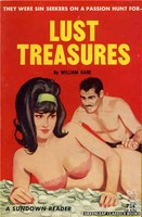 SR513 Lust Treasures by William Kane (1964)