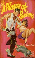 EL 356 A Plague of Passions by Andrew Shaw (1966)