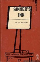NB1979 Sinner's Inn by J.X. Williams (1970)