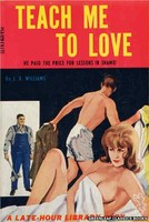LL703 Teach Me To Love by J.X. Williams (1967)