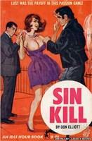 IH455 Sin Kill by Don Elliott (1965)