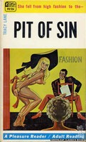 PR184 Pit Of Sin by Tracy Lane (1968)