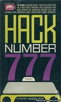 RB316 Hack Number 777 by Ed Bunin (1963)