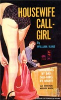 BB 1213 Housewife Call-Girl by William Kane (1962)