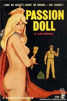 SR528 Passion Doll by Alan Marshall (1964)