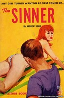 LB621 The Sinner by Andrew Shaw (1964)