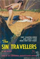 NB1591 The Sin Travellers by Don Holliday (1962)