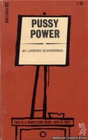 NB1969 Pussy Power by Lorenzo Scanderbeg (1970)
