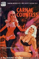 PR122 Carnal Countess by Don Bellmore (1967)