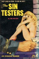 ER759 The Sin Testers by Don Holliday (1964)