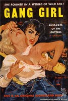 NB1504 Gang Girl by Don Elliott (1959)