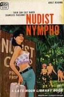 LL726 Nudist Nympho by J.X. Williams (1967)