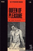 PR262 Queen Of Pleasure by John McHenry (1970)