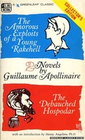 GC506 Amorous Exploits of a Young Rakehell by Guillaume Apollinaire (1974)