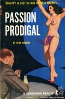 SR581 Passion Prodigal by Dean Hudson (1966)