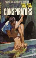 LB1125 The Sin Conspirators by Don Holliday (1966)