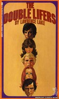 3060 The Double Lifers by Lawrence Lake (1973)