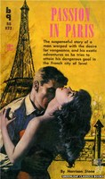 BB 822 Passion In Paris by Harrison Stone (1959)