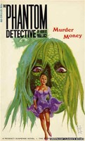 CR115 Murder Money by Robert Wallace (1966)