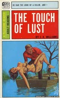 PR129 The Touch Of Lust by J.X. Williams (1967)