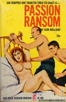 IH456 Passion Ransom by Don Holliday (1965)
