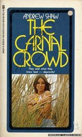 3062 The Carnal Crowd by Andrew Shaw (1973)