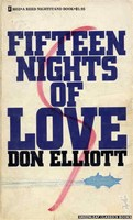 3052 Fifteen Nights of Love by Don Elliott (1973)