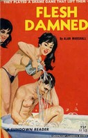 SR505 Flesh Damned by Alan Marshall (1964)