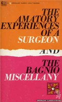 GC262 The Amatory Experiences Of A Surgeon by No-Author-Listed (1967)