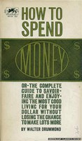RB318 How To Spend Money by Walter Drummond (1963)