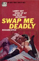 AB1543 Swap Me Deadly by Richard Kyle (1970)