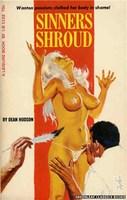 LB1132 Sinners Shroud by Dean Hudson (1966)