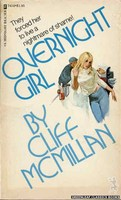 MR7414 Overnight Girl by Cliff McMillan (1974)