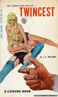 LB1199 Twincest by J.X. Williams (1967)