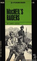 PR326 Macneil's Raiders by Lance Lester (1971)
