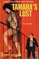 IH485 Tamara's Lust by J.X. Williams (1966)