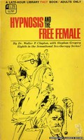 LL797 Hypnosis And The Free Female by Dr. Walter P. Clayton (1969)