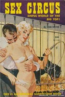 NB1556 Sex Circus by John Dexter (1961)