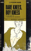 PR299 Bare Knees, Boy Knees by C.J. Bradbury Robinson (1971)