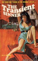 LB1123 The Transient Sinner by J.X. Williams (1965)