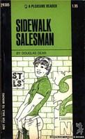 PR305 Sidewalk Salesman by Douglas Dean (1971)