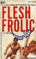 LL737 Flesh Frolic by J.X. Williams (1967)