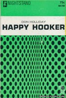 NB1789 Happy Hooker by Don Holliday (1966)