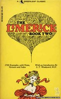 GC302 The Limerick Book Two by No-Author-Listed (1968)
