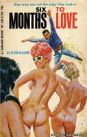 LB1133 Six Months To Love by Clyde Allison (1966)